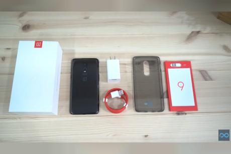 مراجعة للهاتف المحمول OnePlus 6