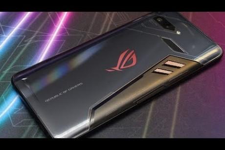 نظرة تفصيلية على الهاتف ASUS ROG Phone:أقوى هاتف للإلعاب!