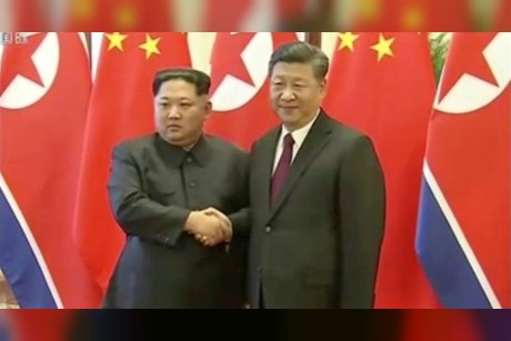 زعيم كوريا الشمالية يعتزم زيارة الصين اليوم الثلاثاء