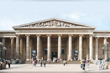 المتحف البريطاني.. خزانة تراث الشعوب