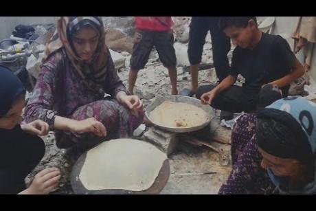 قصة عائلة بدران تعكس مأساة الرقة