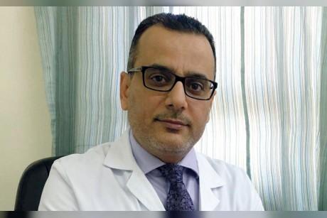 مستشفى راشد يعالج اعتلال التغوط بالتحفيز الكهربائي