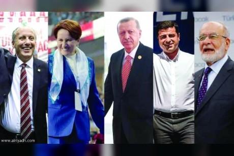 المشهد الانتخابي الـتركي.. مـآلات معقـدة