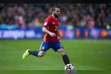 غياب كارفاخال عن إسبانيا قد يستمر أمام إيران