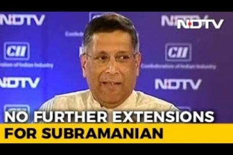 Chief Economic Advisor Arvind Subramanian To Return To US: Arun Jaitley
