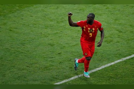 بالفيديو - لوكاكو يواصل استهداف المرمى البنمي.. بلجيكا تسجل الهدف الثالث