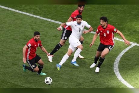 أبو ريدة للاعبي منتخب مصر:لا تخافوا.. وأكدوا للعالم أنكم فريق جدير بالاحترام