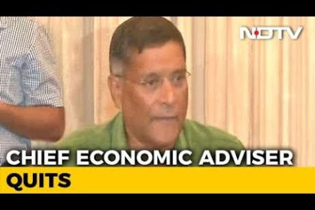 Best Job, Not Without Controversy Sometimes, Says Arvind Subramanian
