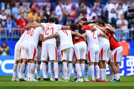Captain Kolarov strikes as Serbia beat Costa Rica 1-0