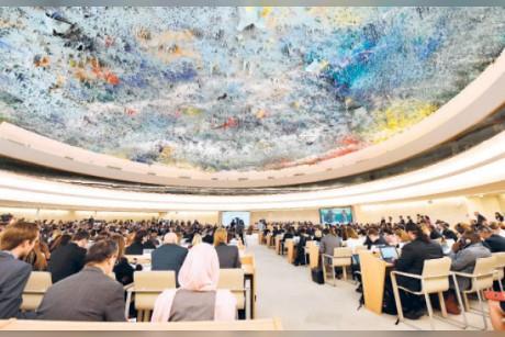 السعودية تؤكد استمرار جهودها لتعزيز وحماية حقوق الإنسان