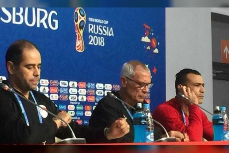 مؤتمر كوبر: هدفنا الانتصار وسنهاجم روسيا.. واثق من جاهزية صلاح ولست قلقا