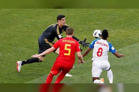 لماذا يظهر اللاعبون ملابسهم الداخلية في كأس العالم