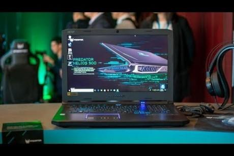 نظرة على حاسب الإلعاب Acer Predator Helios 500