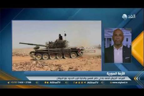 باحث يكشف رد الفعل الأمريكي على هجوم الجيش السوري على مناطق خفض التصعيد