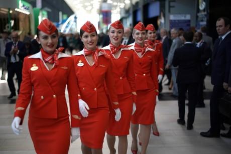 أيروفلوت الروسية تحصد جائزة جديدة