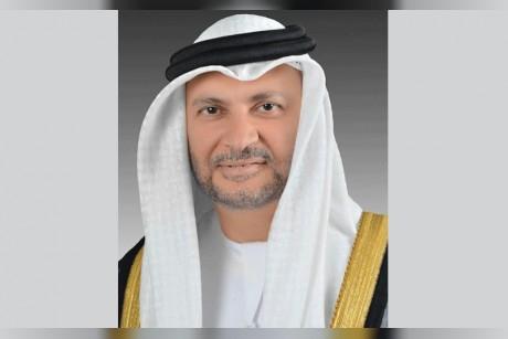 قرقاش: سياسة الدوحة تجاه إيران والحوثي لا يدافع عنها أبناء قطر