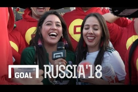 World Cup 2018: Mexico fans overjoyed after Germany win