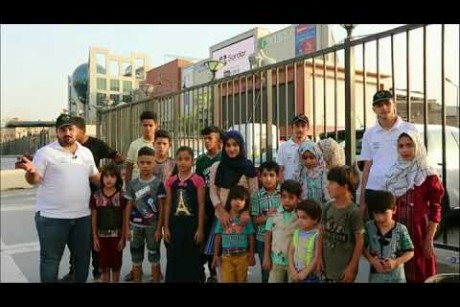 بي_بي_سي_ترندينغ | مركز تجاري في #العراق يمنع دخول الأيتام #مقاطع_مول_المنصور