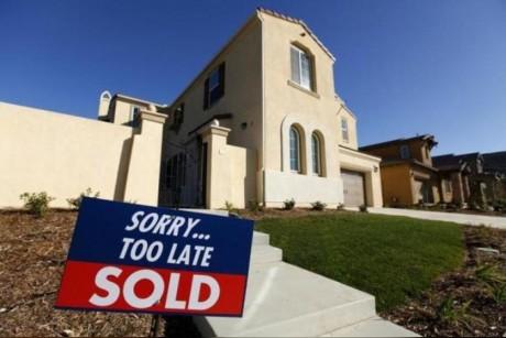مبيعات المنازل القائمة في أمريكا تهبط للشهر الثاني على التوالي