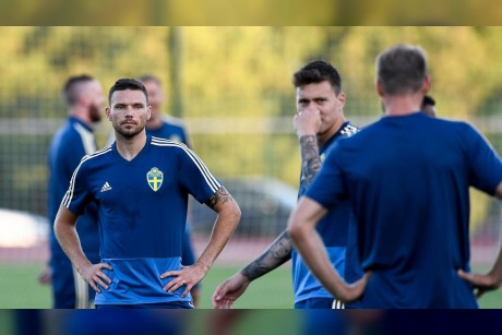 Sweden confident Marcus Berg and Co can break scoring drought against South Korea