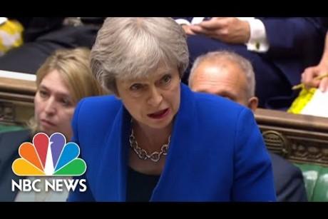 Britains Prime Minister Criticizes President Donald Trumps Border Separation Policy | NBC News