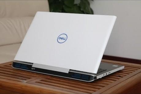 نظرة على حاسب الألعاب المحمول Dell G7