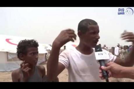 تنفيذا لتوجيهات رئيس الدولة الهلال يبدأ توزيع المساعدات على أهالي المناطق المحررة في الحديدة