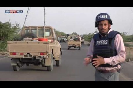 القوات المشتركة تعمل على قطع خطوط إمداد الحوثيين بالحديدة
