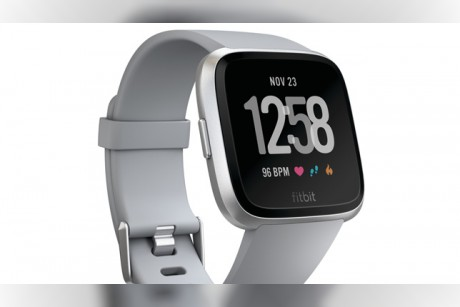Stay in shape with the Fitbit Versa running watch