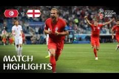 Tunisia v England - 2018 FIFA World Cup Russia™ - Match 14