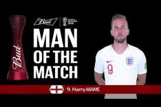 Harry KANE (England) - Man of the Match - MATCH 14