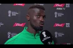 Mbaye NIANG (Senegal) - Man of the Match - MATCH 15