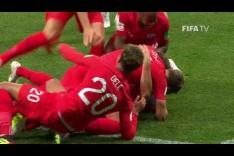 Harry KANE Goal 1 - Tunisia v England - MATCH 14