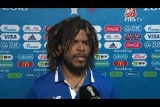 Roman TORRES (Panama) - Post Match Interview - MATCH 13