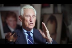 Trump adviser Roger Stone on the biggest political dirty trick of all time