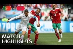 Portugal v Morocco - 2018 FIFA World Cup Russia™ - Match 19