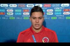 Juan QUINTERO (Colombia) - Post Match Interview - MATCH 16