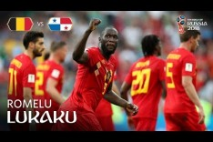 Romelu LUKAKU Goal 2 - Belgium v Panama - MATCH 13