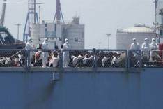 إسبانيا: نصف مهاجري أكواريوس يريدون اللجوء إلى فرنسا
