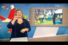 FIFA WC 2018 - SWE vs. KOR – for Deaf and Hard of Hearing - International Sign