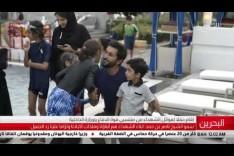 البحرين مركز الأخبار : سمو الشيخ ناصر بن حمد يقيم حفلاً لعوائل شهداء الواجب 17-06-2018