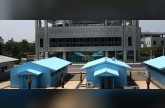 On North side of DMZ, its change in the air
