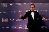 شريف منير يرد على اتهام الفنانين بالتسبب في خسارة مصر أمام روسيا (فيديو)