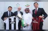 السعودية تفجر مفاجأة مدوية في الدوري الإيطالي