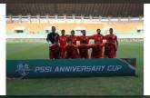 منتخب البحرين الأولمبي يشارك في بطولة ALPINE CUP الودية بميانمار