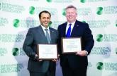 إمباور تحصد 4 جوائز بمؤتمر جمعية تبريد المناطق