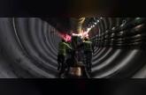 Fixing a massive NYC plumbing leak, 55 stories underground