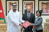 الإمارات والأردن تتفقان على حزمة من المبادرات والمشاريع الاستراتيجية