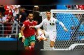 بعد هدف المغرب... لقب جديد يضاف لدولاب أرقام رونالدو القياسية
