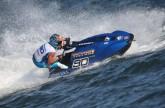نجم الفيكتوري بطل ثاني جولات الدراجات المائية